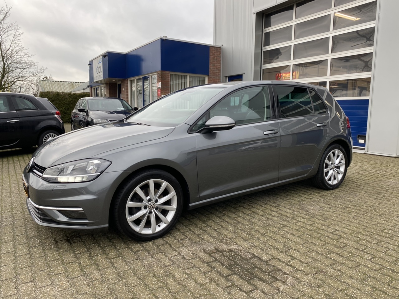 Volkswagen Golf 1.5 TSI HL Bns R - Adaptieve cruise control - automaat