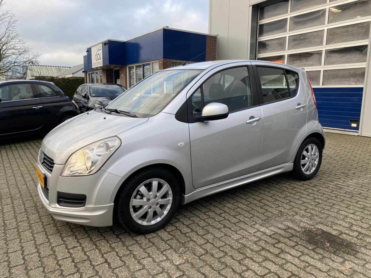 Suzuki Splash - 1.2 Exclusive EASSS - stoelverwarming - airco