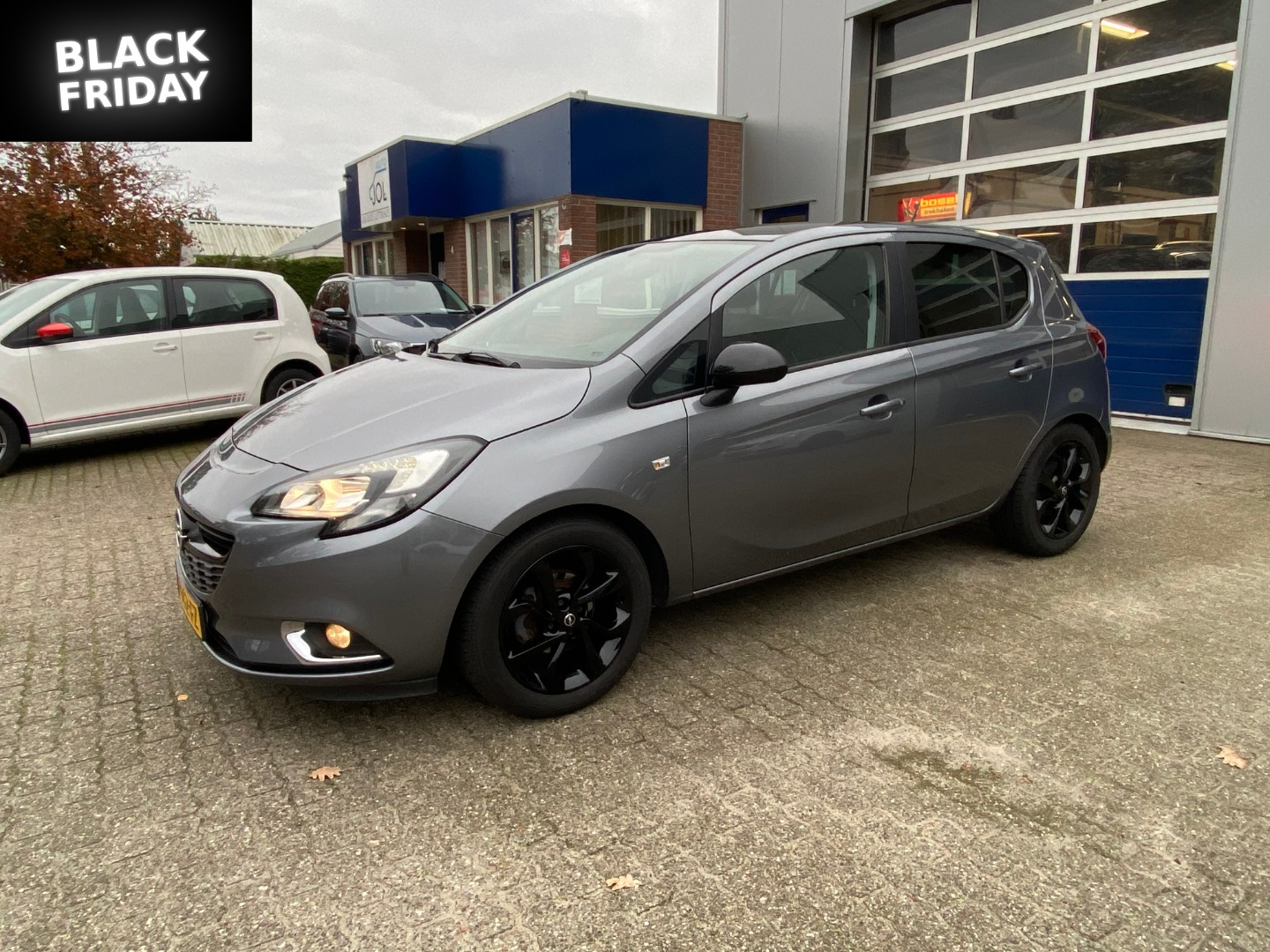 Opel Corsa 1.4 Innovation - black edition - LED - cruise control