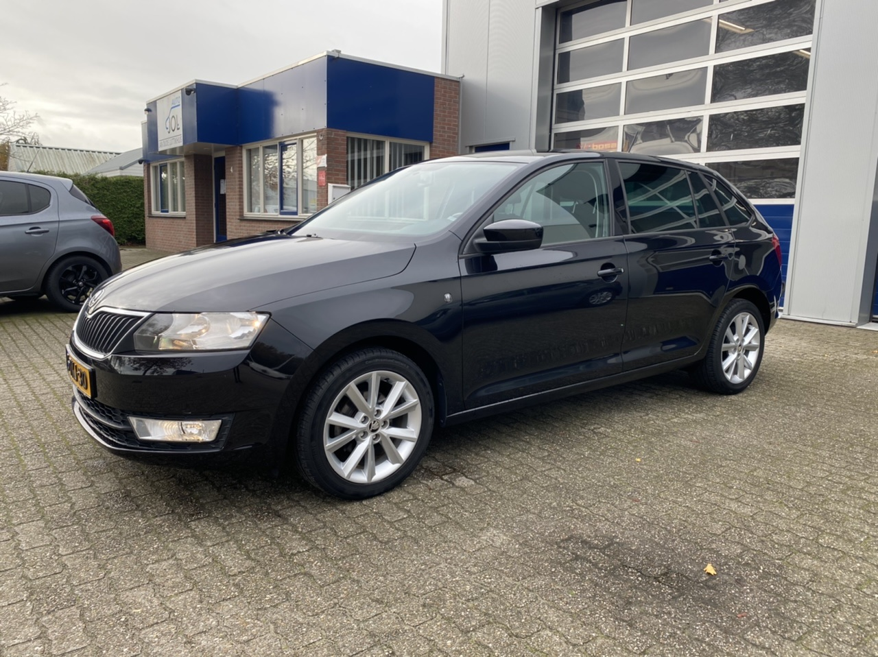 Skoda Rapid Spaceback 1.2 TSI 85PK Greentech Ambition Bus. Pro - 1e eigenaar