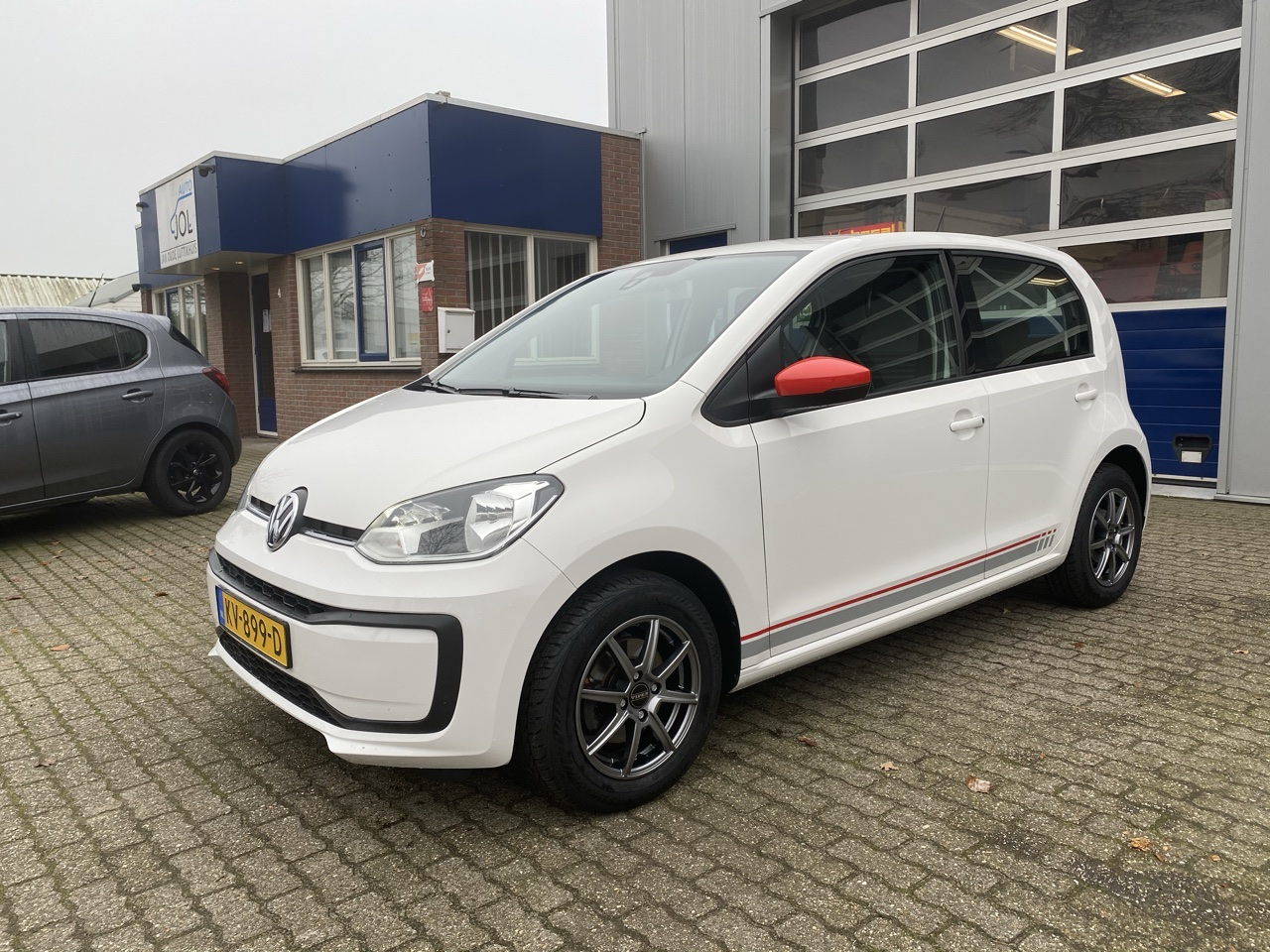 Volkswagen UP 1.0 60PK MOVE UP!